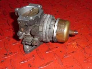 Vintage Ski Doo Elan 300 294 SS HR161A Tillotson Carburetor