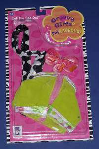 Groovy Girls NEW PetRAGEOUS Clothes Dress up DOG OUT