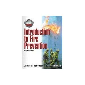 Introduction to Fire Prevention, 6TH EDITION Books