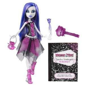 Monster High Spectra Vondergeist Doll:  Home & Kitchen