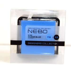 Carmate NEBO (Clear Blue) Designer Car Air Freshener Fragrance (Part