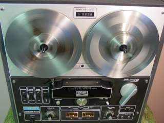 AKAI RARE GX   M11D STEREO REEL TO REEL TAPE DECK 1973