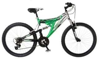 24 Boys Maxim Mountain Dual Suspension Bike 038675375406