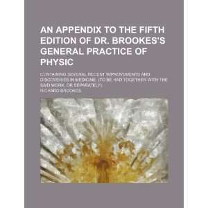 he said work, or separaely). (9781235835605) Richard Brookes Books