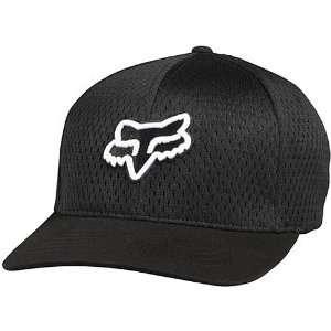 Fox Racing Fox Tech Mens Flexfit Casual Wear Hat w/ Free B&F Heart