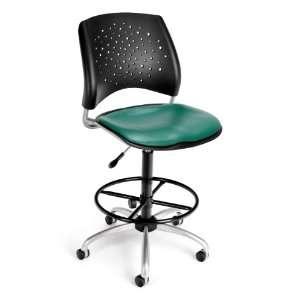 Star Swivel Chair   Vinyl Seat