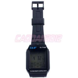 Multifunction TV DVD LD VCR VCD Remote Control Touch Panel Watch