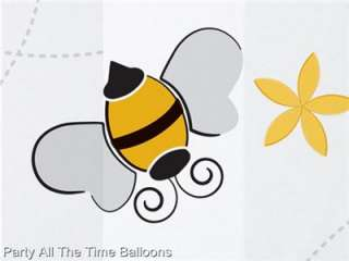 HONEY BEES Party Supplies Treat Bags Favor Cello