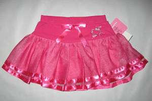 NWT Hello Kitty TuTu Skirt Girls sz 5 6 Summer Clothes