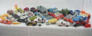 Vintage Lot Of 80s Toys Hot Wheels Cars More
