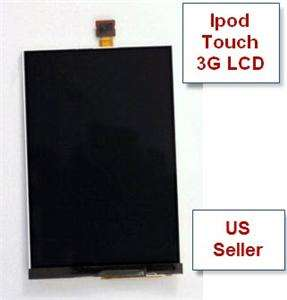 Ipod Touch 3 Gen LCD Replacement Screen New USA