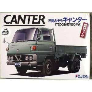 Fujimi 1/32 1975 Mitsubishi Fuso Canter T200 Truck with