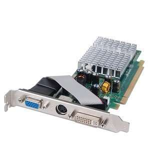 NVIDIA GeForce 6200TC 128MB PCI Express Video Card w/DVI