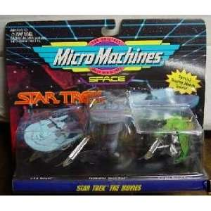 Star Trek Micro Machines The Movies Collection #3 Toys