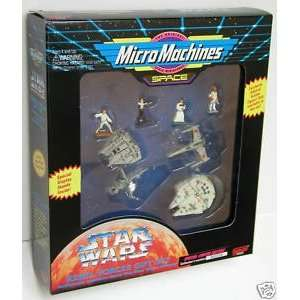 Star Wars Micro Machines Playset Rebel Forces Special