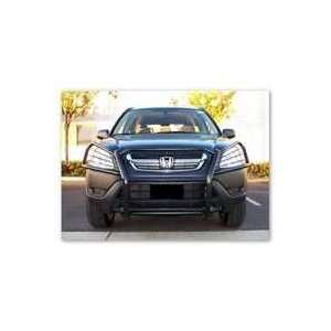 2007 2008 Honda Crv Black Brush Grille Guard Automotive