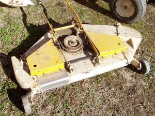 International Harvester Cut Cadet Ser. 70 Riding Mower Lawn Garden