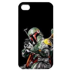 NEW Star Wars Soldier Image in iPhone 4 or 4S Hard Plastic Case Cover