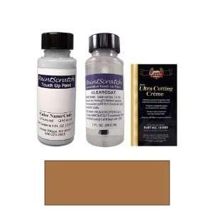 1 Oz. Impala Brown Metallic Paint Bottle Kit for 2001 BMW