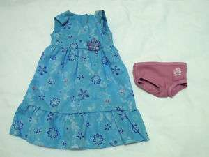 New American Girl   Kananis Dress and Underwear SET