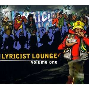 Lyricist Lounge, Vol. 1 [Vinyl]: Various Artists: Music