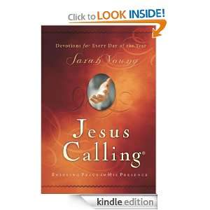 Jesus Calling: Enjoying Peace in His Presence: Sarah Young: