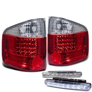/ GMC Sonoma LED Tail Lights + Bumper Fog Brand New Left + Right Set