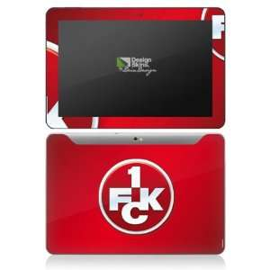 Design Skins for Samsung Galaxy Tab 10.1 P7500   1. FCK Logo Design