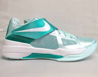 Nike Zoom KD IV Easter Kevin Durant Mint Candy Basketball Sneaker Men