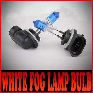 09 10 Kia Forte Koup 5000k White Fog Lamp Bulb 2p 1set