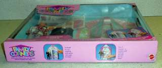 Mattel Family Corners NICHOLAS DOLL & BABY *nrfb 6 1/2 Size Boyfriend