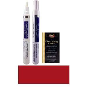 1/2 Oz. Medium Red Metallic Paint Pen Kit for 1986 Hyundai