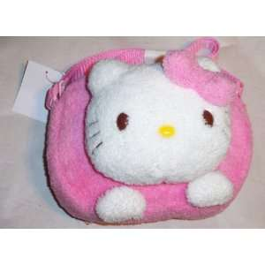 HELLO KITTY PLUSH TOTE Toys & Games