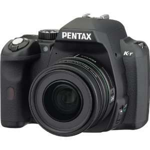 Pentax K r Digital SLR Camera with SMCP DA 35mm f/2.4 AL Lens