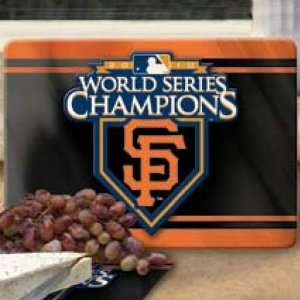 San Francisco Giants 2010 World Series Champions Cutting