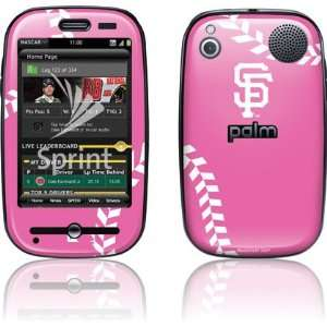 San Francisco Giants Pink Game Ball skin for Palm Pre
