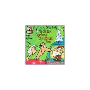 A Classic Cartoon Christmas Too [Blister Pack