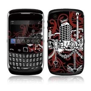 BlackBerry Curve 3G Decal Skin Sticker   Casino Royal