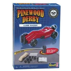 Revell   Luge Racer Kit (Pinewood Derby) Toys & Games