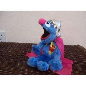 Sesame Street Super Grover 13 Plush Toys & Games