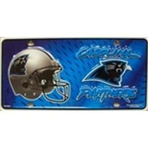 com Carolina Panthers NFL Football License Plate Plates Tags Tag auto
