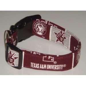 NCAA Texas A&M University Aggies Maroon X Large 1 Dog
