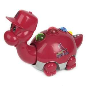 St. Louis Cardinals Mlb Team Dinosaur Toy (6X9)  Sports