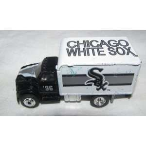 Chicago White Sox 1996 Matchbox Truck 1/64 Scale Diecast Car