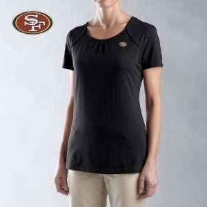 Cutter & Buck San Francisco 49Ers Womens Short Sleeve End