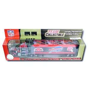 BUFFALO BILLS NFL 2004 Diecast Semi Tractor Trailer Truck