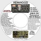 kenwood hf transceiver