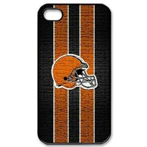 NFL Cleveland Browns iPhone 4/4s Cases Browns logo: Cell