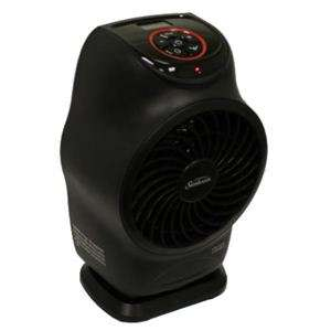 New SUNBEAM SFH613 LCD Electric Fan Forced Portable Heater Oscillation