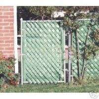 PRIVACY WEAVE FOR CHAIN LINK FENCE GREEN